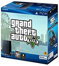 Sony PlayStation 3 Gaming Console + Grand Theft Auto V Bundle