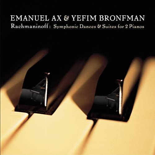 Emanuel Ax & Yefim Bronfman