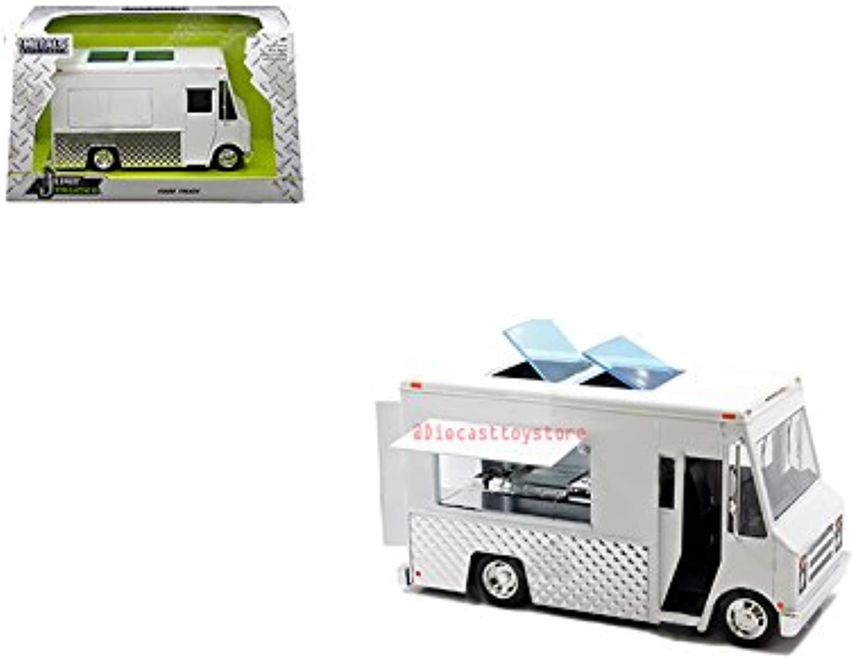 Jada 1 24 WINDOW BOX  Metals  Just Trucks  Food Truck Die Cast Vehicle