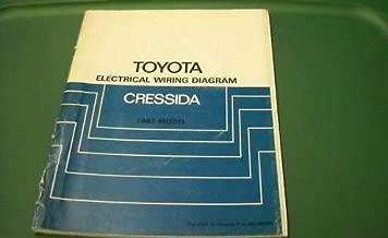 Amazon.com: Toyota Cressida Wiring Diagram: Books on 1986 nissan maxima wiring diagram, 1986 pontiac fiero wiring diagram, 1986 pontiac firebird wiring diagram, 1986 jeep comanche wiring diagram, 1986 nissan sentra wiring diagram, 1986 mazda b2000 wiring diagram, 1986 nissan pickup wiring diagram, 1986 jaguar xj6 wiring diagram, 1986 honda civic wiring diagram, 1986 nissan 200sx wiring diagram, 1986 ford bronco ii wiring diagram, 1986 mazda 626 wiring diagram, 1986 ford mustang wiring diagram, 1986 oldsmobile cutlass wiring diagram, 1986 jeep cherokee wiring diagram, 1986 nissan 300zx wiring diagram, 1986 gmc pickup wiring diagram, 1986 suzuki samurai wiring diagram, 1986 volvo 240 wiring diagram, 1986 buick lesabre wiring diagram,