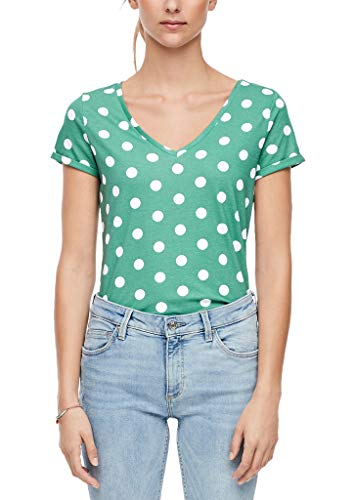 Q/S designed by - s.Oliver Damen 510.12.007.12.130.2038564 T-Shirt, 73A0, XL