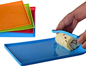 Other Kitchen Specialty Tools - Hot Sale Nonstick Baking Pastry Tools Silicone Baking Swiss Roll Mat Mold Cake Pad Baking ...