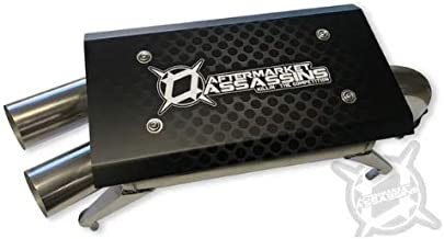 Aftermarket Assassins Stainless Slip-On Exhaust for RZR Pro XP 2020