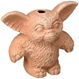 Chia Pet Gremlin Decorative Pottery Planter, Gizmo