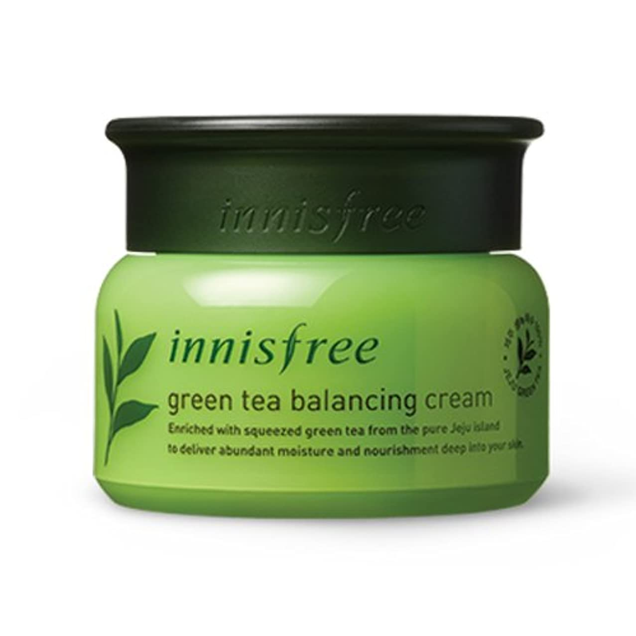 内向き受粉者生きる[INNISFREE]イニスフリーグリーンティーバランシング クリーム 50ml green tea balancing cream50ml
