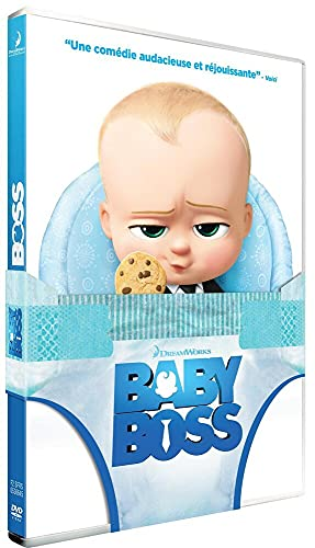 dvd baby boss carrefour