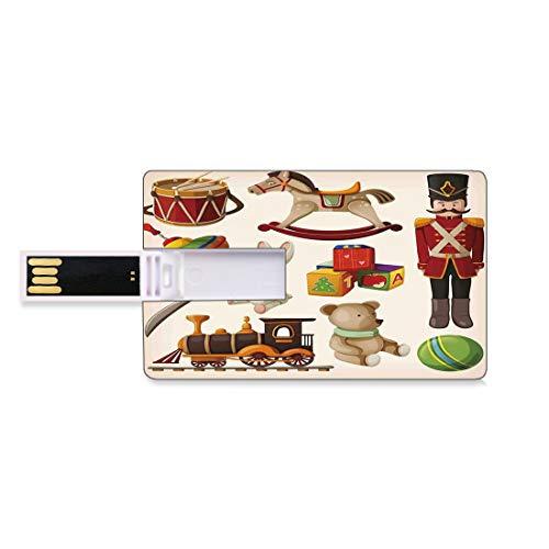 128G Unidades flash USB flash Decoración infantil Forma de