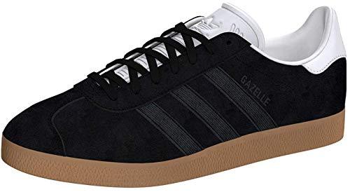 adidas Gazelle, Zapatillas para Hombre, Core Black/Core Black/FTWR White, 40 2/3 EU