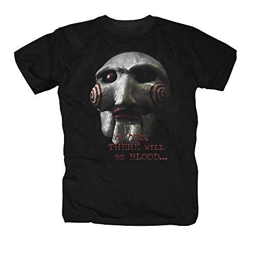 Saw Shirt nero S
