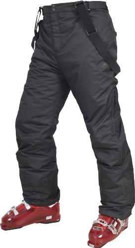 Trespass Bezzy - Mono de esquí para Hombre, Color Negro, Talla M