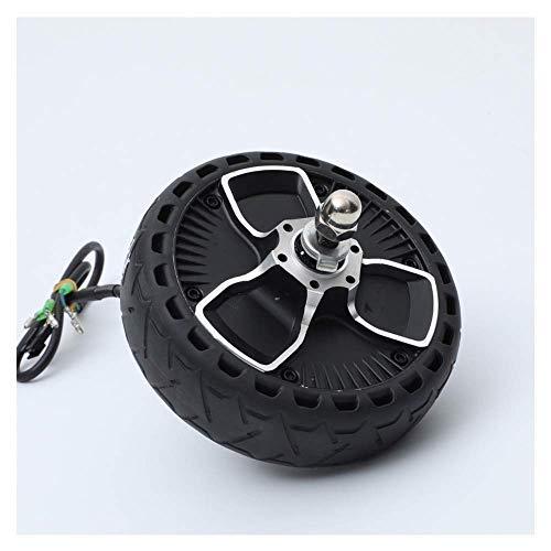 LXHJZ Neumáticos para Scooter Movilidad, Scooter eléctrico, Motor sin escobillas 6.5 Pulgadas 24v250w, núcleo Cobre Impermeable silencioso, Potencia Fuerte, Compatible con Balance Car