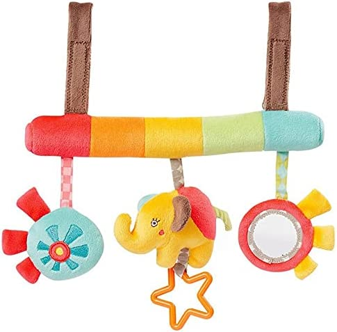 Max 45% OFF Choice YOUMIYH Baby Toys Cars Rattles Mo Plush Strollers