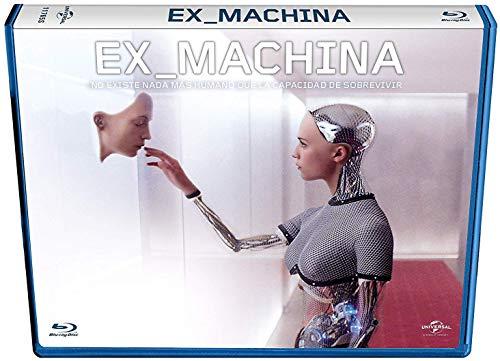 Ex Machina - Edición Horizontal [Blu-ray]