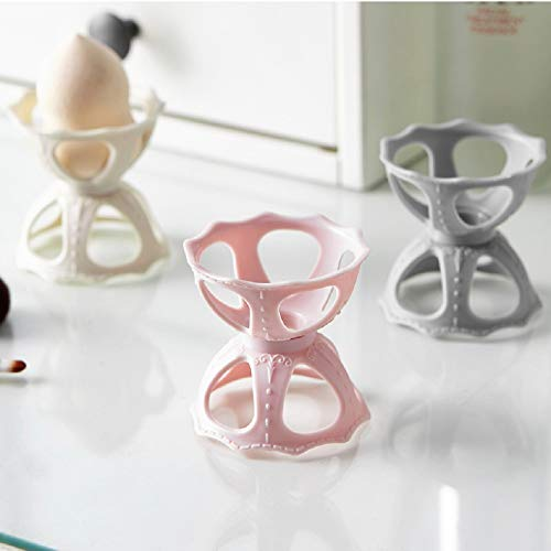 7777777 Make-up Spons Houder, Make-up Blender Gourd Poeder Puff Storage Rack Ei Sponge Drogen Stand Houder