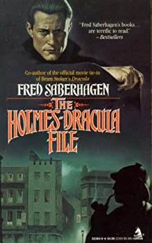 Paperback The Holmes-Dracula File Book