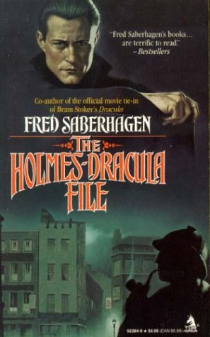 The Holmes-Dracula File 0812523849 Book Cover