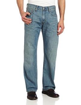 Levi s Men s 569 Loose Straight Leg Jean,Vintage Light 34W x 30L