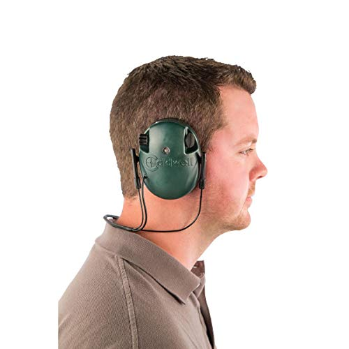 Caldwell E-Max Behind the Head (BTH) Electronic 20 NRR Hearing Protection with Sound Amplification...