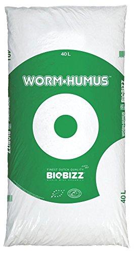 Wurmhumus im 40L Sack von BioBizz