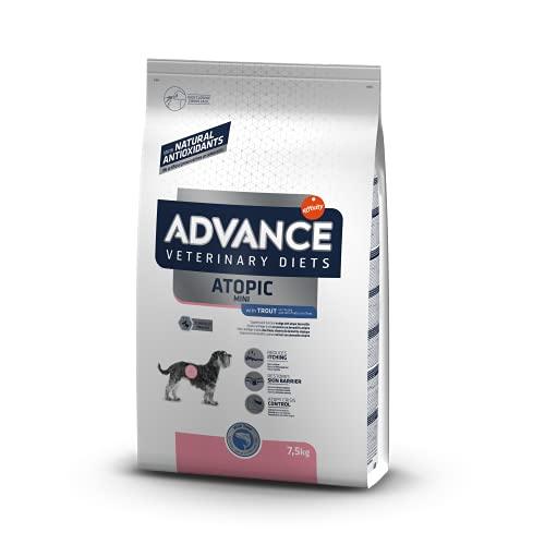 Advance Veterinary Diets Veterinary Diets Atopic - Pienso para Perros Mini con Problemas Atópicos - 7.5 Kg 7500 g