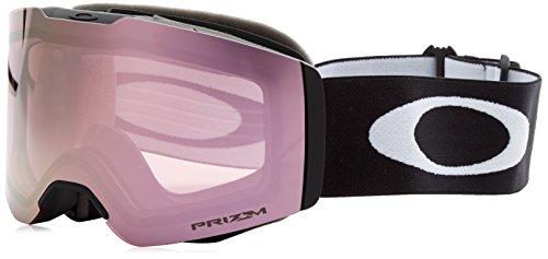 Oakley Unisex volwassenen Fall Line 708506 0 sportbril, zwart (mat zwart/prizmsnowhipinkiridium), 99