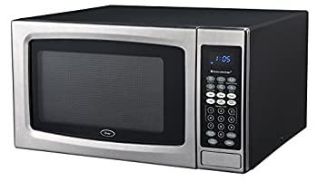 Oster Microwave Oven 1.3 cu ft Stainless Steel/Black
