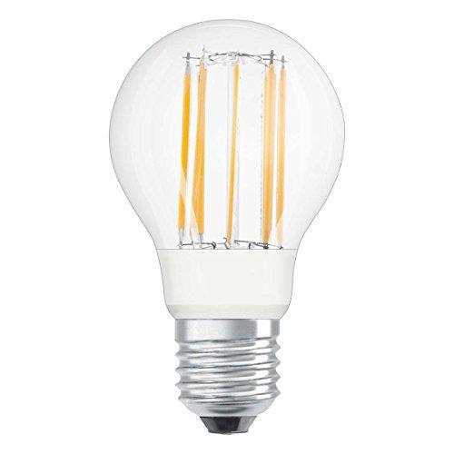 Osram LED Retrofit Classic A Dim 100 12 W/4000 K E27 Lampada W, Bianco, 1 Lamp, standard, plastica