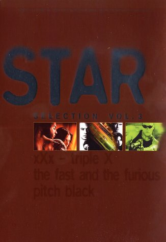 Columbia TriStar Star Selection Vol. 3 (Vin Diesel-Box, 3 DVDs)