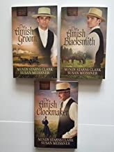 Men of Lancaster County (Set of 3) Amish Groom; Amish Blacksmith; Amish Clockmaker