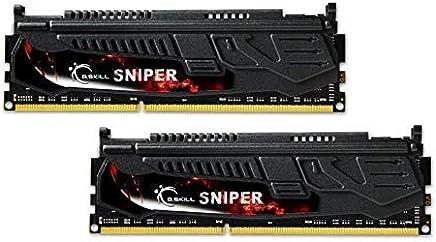 G.Skill 16GB (2 x 8GB) DDR3 PC3-14900 1866MHz Sniper Series (9-10-9-28) Dual Channel kit (F3-1866C9D-16GSR)