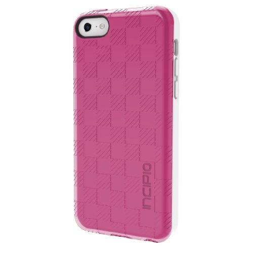 Incipio BRIG Case for iPhone 5C - Retail Packaging - Translucent P