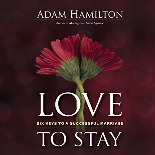 Love to Stay audiobook cover art