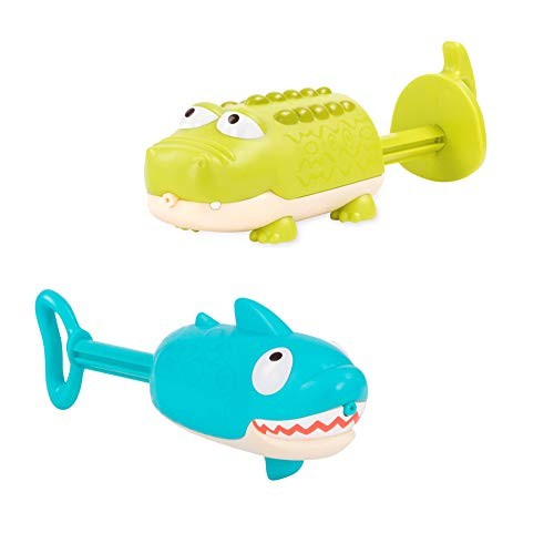 B. Toys by Battat - Splishin' Splash Animal Water Squirts