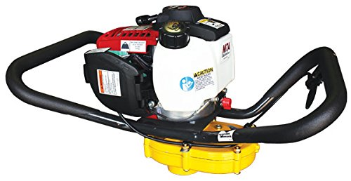 General Equipment Company M240H 200 Series 1 Man Hole Digger, Less Auger, All Position, Honda GX35 Gasoline Engine, 1.3 hp, 4 Cycle