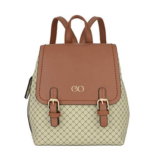 E2O Women's Shoulder Bag (Beige)