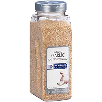 McCormick Culinary Minced Garlic, 23 oz from McCormick