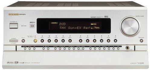 Onkyo TX-DS 989S THX-Receiver Silber