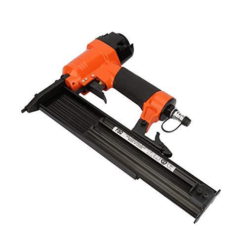 Clavadoras neumáticas, clavadoras neumáticas de larga duración, mango fácil de usar, oxidada duramente, estable y duradera para la fabricación de muebles, incrustaciones de madera