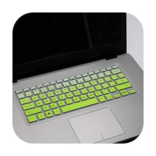 Fadegreen Protective Laptop Keyboard Cover for Dell Xps 15 9570 15 9570 Xps15 15.6 Inches Xps 15 9550 9560 9570
