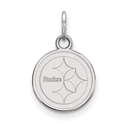 NFL Sterling Silver Pittsburgh Steelers XS Pendant