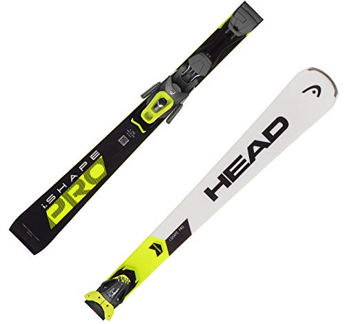 HEAD WC Rebels i.Shape Pro AB + PR 11 GW All-Mountain Ski weiß 170