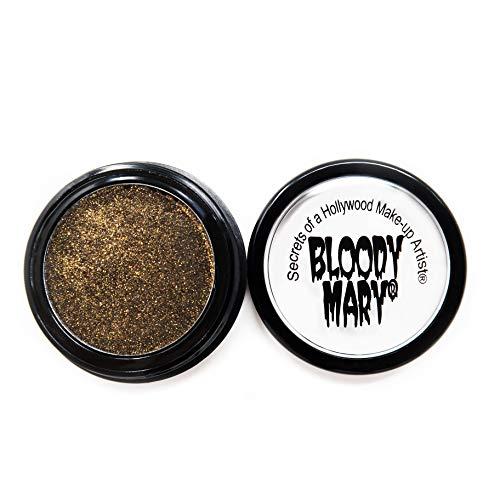 Bloody Mary Sombra de Ojos, Black Sparkle Gold
