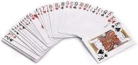 Yetaha Magic Electric Deck Cards Prank Trick Prop Gag Poker Acrobatics Waterfall Card Props