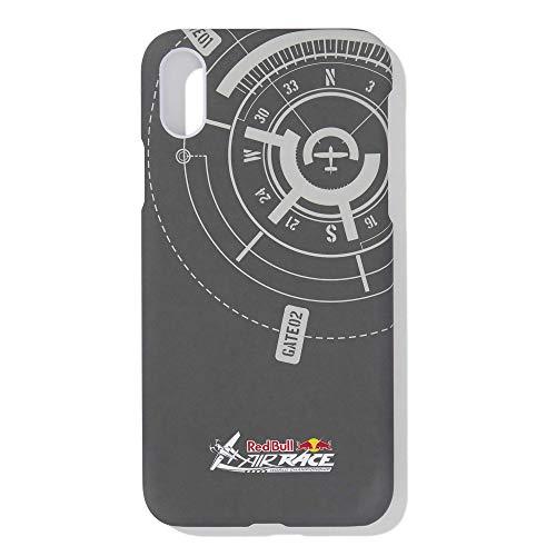 Red Bull Air Race Compass iPhone X Hoesje, Unisex Een Maat - Officiële Kleding