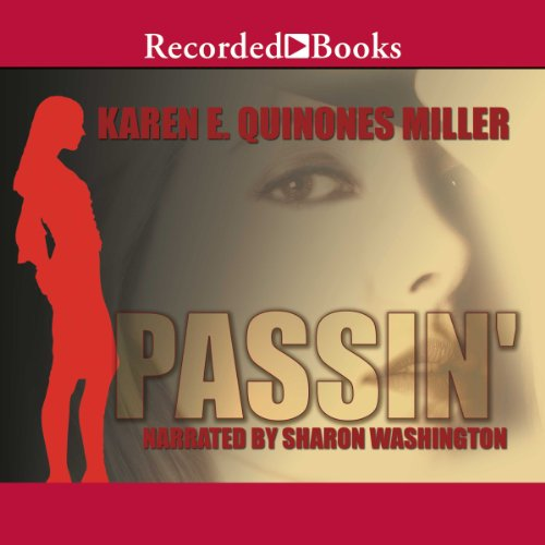 Passin' audiobook cover art