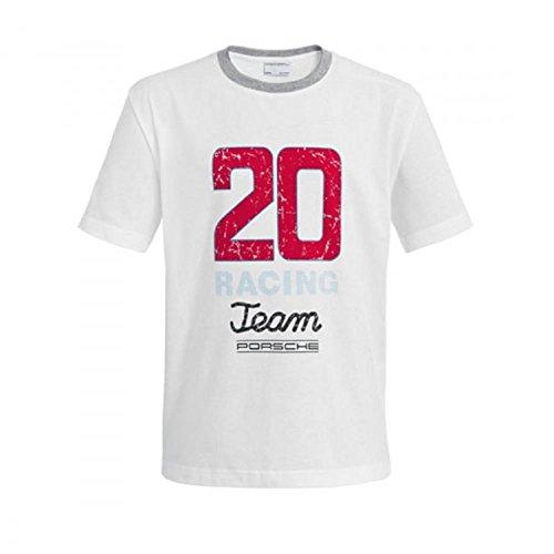 Porsche Design Kinder Nr. 20 Racing Team T-shirt 128