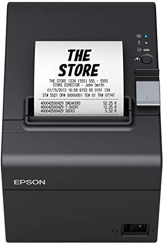 Epson TM-T20III POS Receipt Printer Mfr Part#: C31CH51001