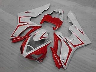 Fairings for Daytona 2009-2012 Fairing for 675 2009 White Red Abs Fairing for 675 2009
