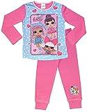 L.O.L Surprise Pigiama lungo da bambina colore rosa Rosa acceso/blu. 5-6 anni