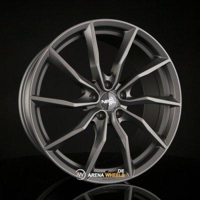 NB Wheels NB1 8J 17 Zoll ET 50 LK 5x112 Alufelge Felge ADV118017W3KBA 48575NEU